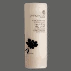 Bottle of Living Nature Organic Nourishing Day Cream, 50ml