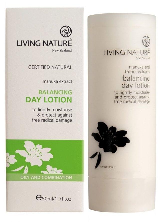 Living Nature Balancing Day Lotion, 50ml