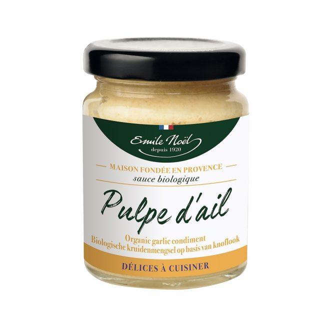 Emile Noel Organic Garlic Paste, 90g