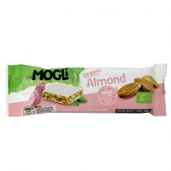 Mogli Organic Almond Bar, 25g