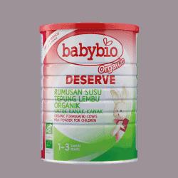 @babybio deserve 1