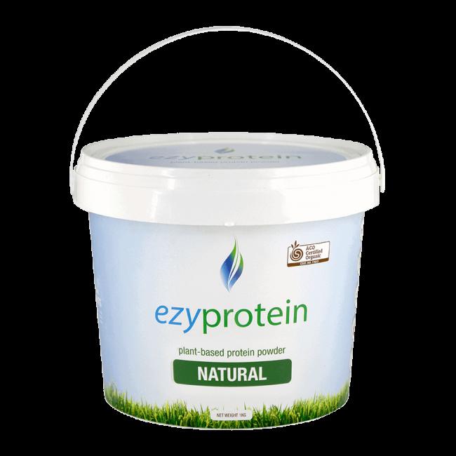 Ezyprotein Organic Natural Protein Powder, 1kg