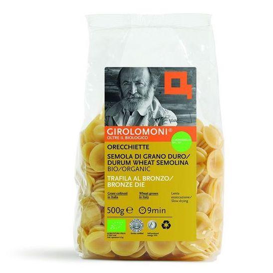 Girolomoni Organic Orecchiette Pasta, 500g