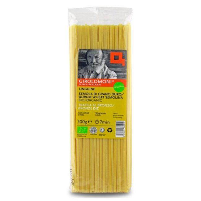 Girolomoni Organic Linguine Pasta, 500g