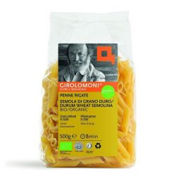 Girolomoni Organic Penne Rigate Pasta 500g