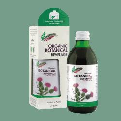 Naturvital Florian® #02: Organic Milk Thistle, 330ml