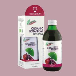 Naturvital Florian® #05: Organic Ginkgo & Pomegranate, 330ml