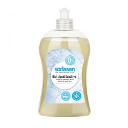 Sodasan Organic Ecological Dishwashing Liquid Sensitive 500ml