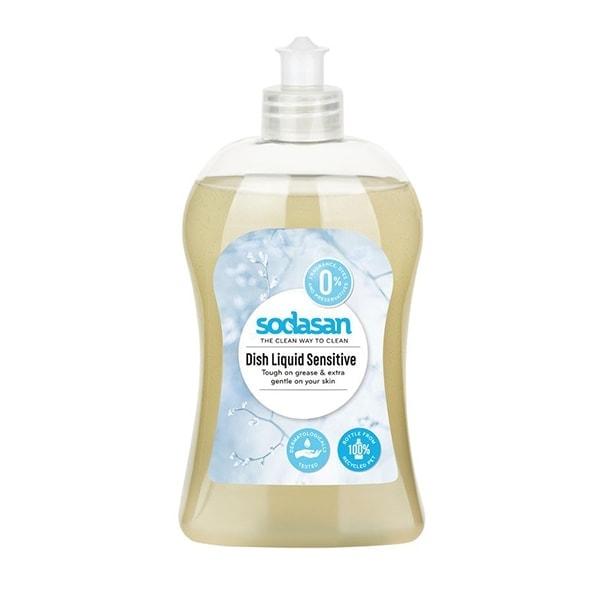 Sodasan Organic Ecological Dishwashing Liquid Sensitive, 500ml