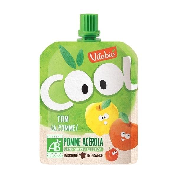 Vitabio Cool Fruit - Organic Apple Juice, 90g