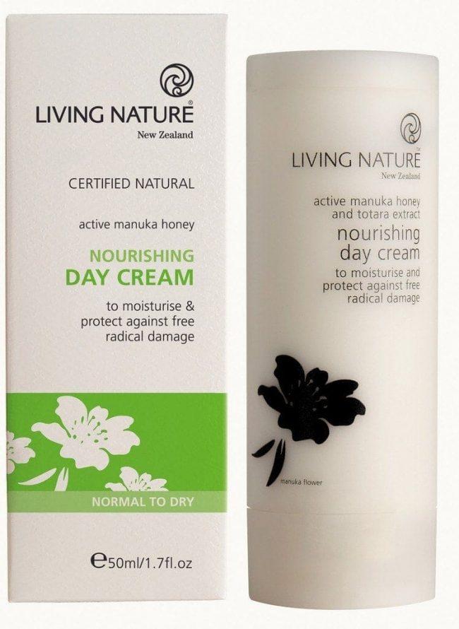 Living Nature Nourishing Day Cream, 50ml