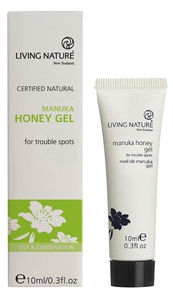 Living Nature Manuka Honey Gel, 10ml