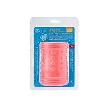 Coddlelife Silicon Bottle Wrap (Pink)