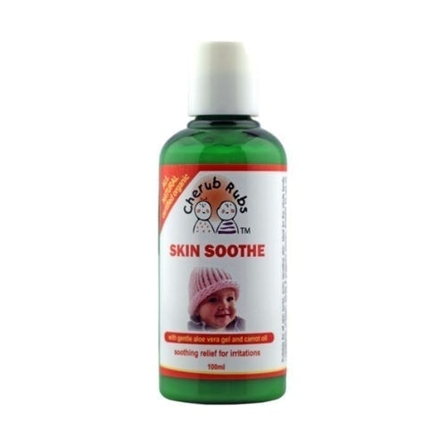 Cherub Rubs Organic Skin Soothe, 100ml