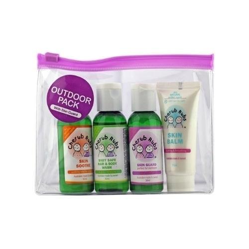 Cherub Rubs Purple Bag - Outdoor/Travel pack