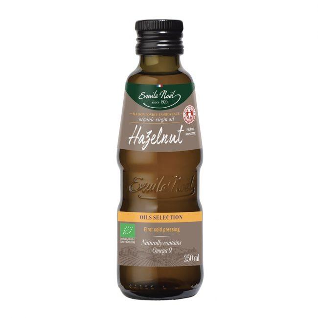 Emile Noel Organic Hazelnut Oil, 250ml