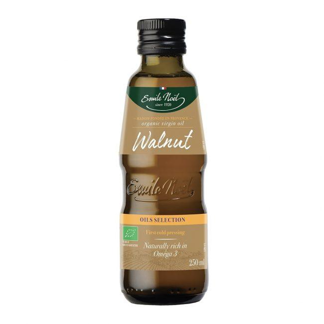 Emile Noel Organic Walnut Oil, 250ml