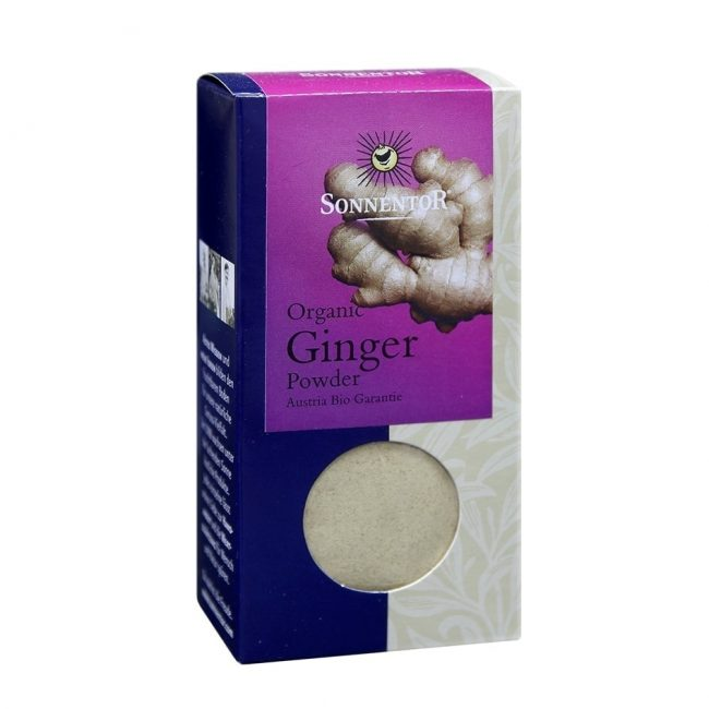 Sonnentor Organic Ginger Powder, 35g
