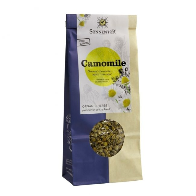 Sonnentor Organic Camomile Flowers, 50g