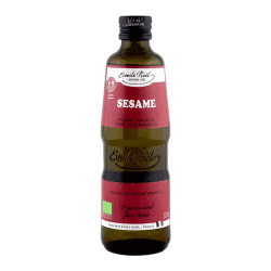 Emile Noel Organic Virgin Sesame Oil 500ml