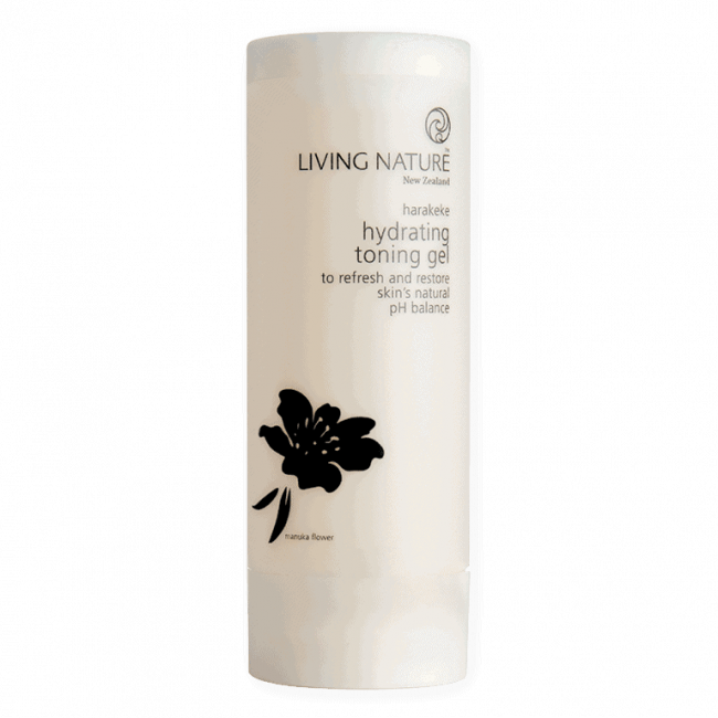 Living Nature Hydrating Toning Gel, 100ml