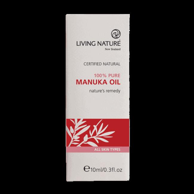 Living Nature Manuka Oil, 10ml