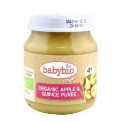 @Babybio Puree Apple Quince