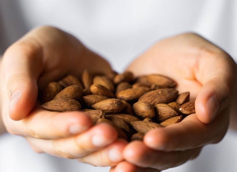 la mandorle almonds