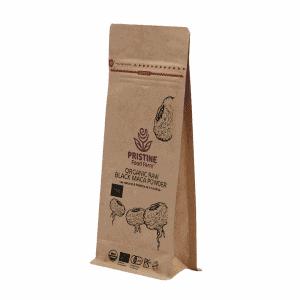Pristine Food Farm Organic Raw Black Maca Powder, 200g
