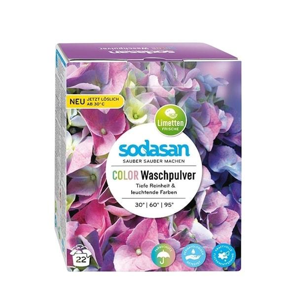 Sodasan Laundry Powder Colour, 1.01kg