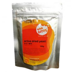 The Bites Active Dried Yeast 100g