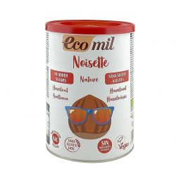 Tin of Ecomil Organic Hazelnut Drink Powder, 400g