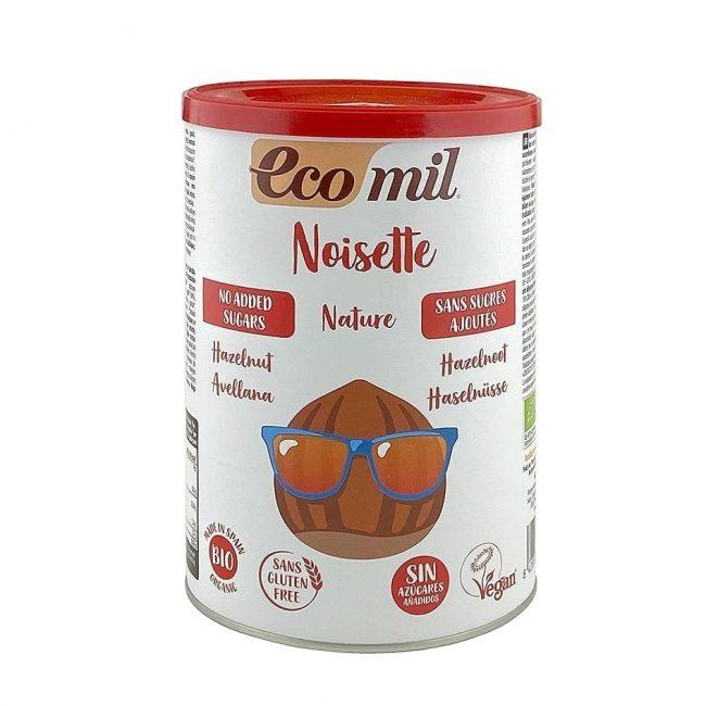 Ecomil Organic Hazelnut Drink Powder, 400g