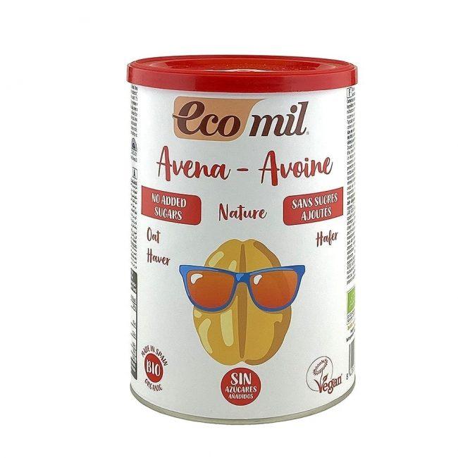 *TWIN DEAL* Ecomil Organic Oat Drink Powder, 400g