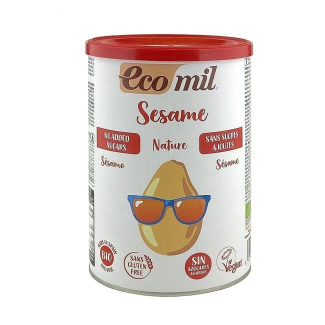 Ecomil Organic Sesame Drink Powder, 400g