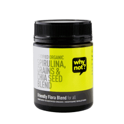 @Why Not Organic Friendly Flora Blend 150g