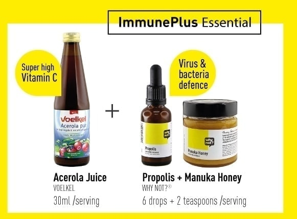 High Vitamin C products