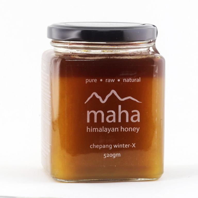 Maha Chepang Winter-X Honey, 520g