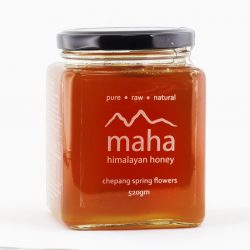 Container of Maha Chepang Spring Flowers Honey
