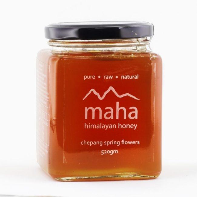 Maha Chepang Spring Flowers Honey, 520g