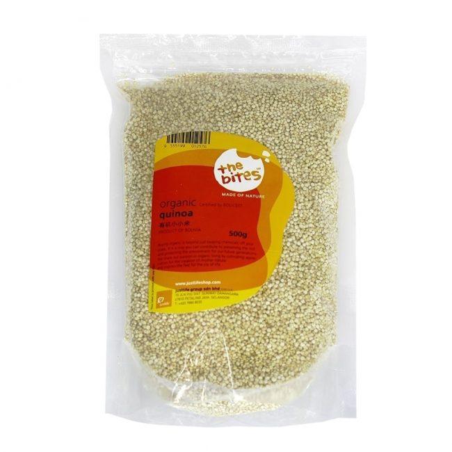 The Bites Organic Quinoa, 500g