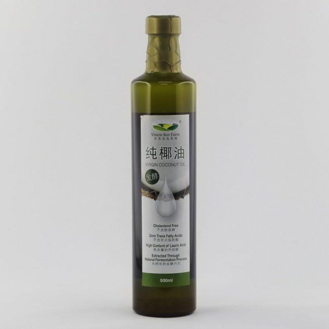 Vision Virgin Coconut Oil, 500ml