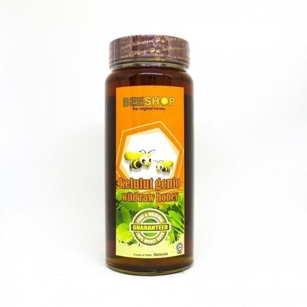 Beeshop Kelulut Genio Wild Raw Honey, 920g