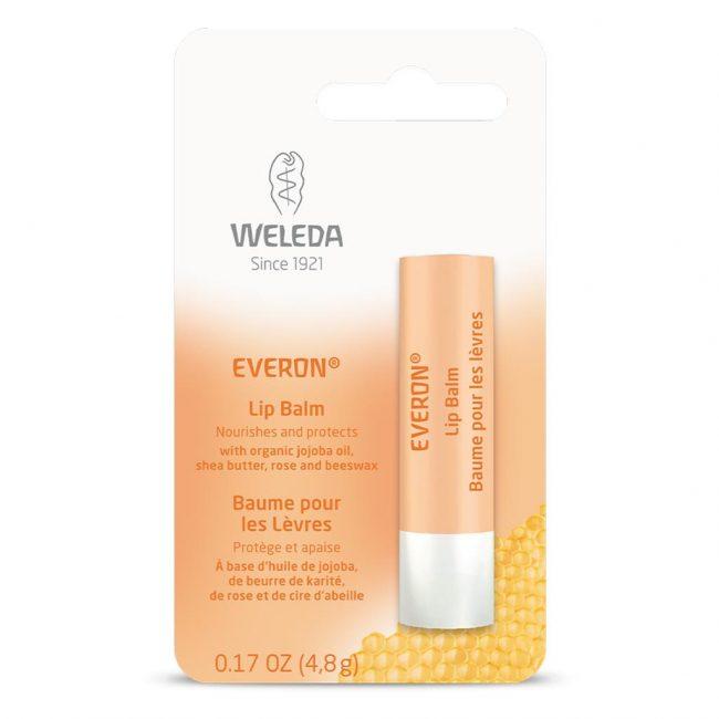 Weleda Organic Everon Lip Balm, 4.8g