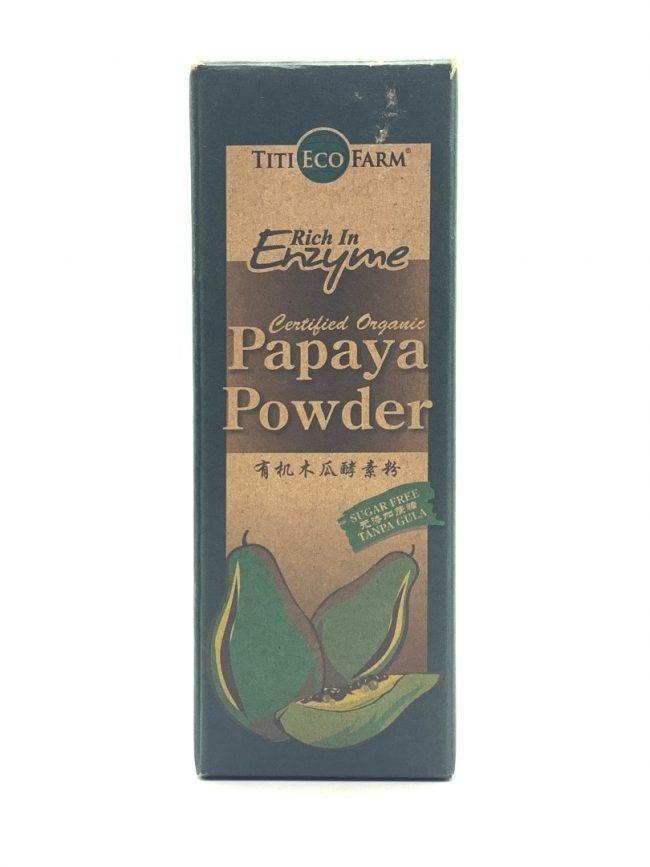 Titi Papaya Powder, 75g