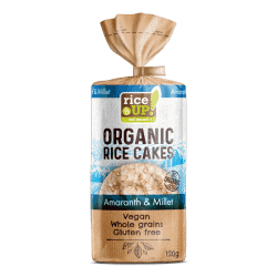 Rice Up Organic Rice Cakes