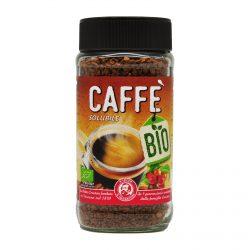 Bottle of Crastan Organic Freeze-Dried Instant Coffee, 100g