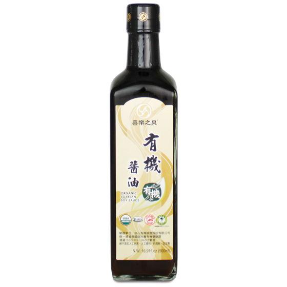 Joyspring Organic Soy Sauce, 500ml