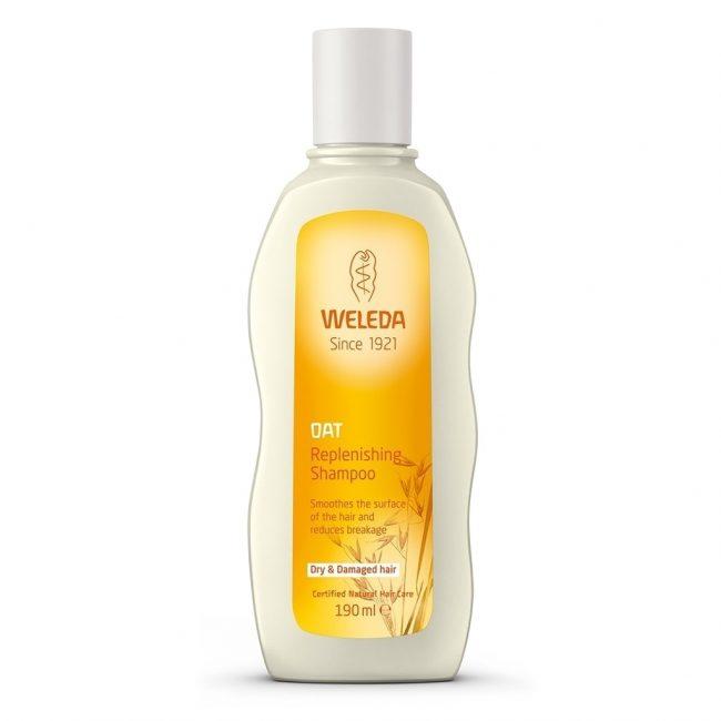 Weleda Organic Oat Replenishing Shampoo, 190ml