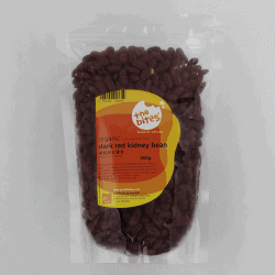Packet of The Bites Dark Red Kidney Beans, 500g